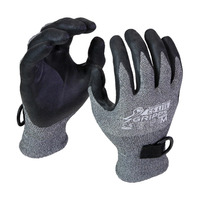 GRIPPS c5 flexi lite gloves with tool tether
