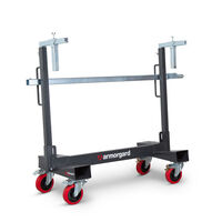 armorgard LoadAll broad collapsible trolley