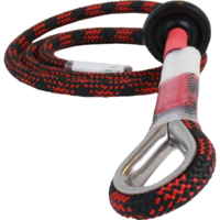 SKYLOTEC ELR equipment lifting rope 11mm black and red